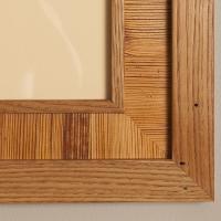 Old Wood corner detail