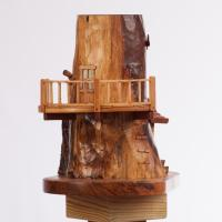 Tree Fort Birdhouse