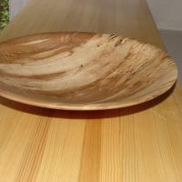 Beech Fruit bowl on new counter.