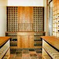 White Oak Wine Cellar.