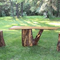 Natural table set