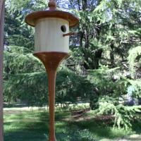 Pendant Birdhouse