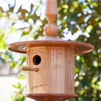 Spire Birdhouse